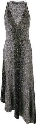 Givenchy sleeveless asymmetric dress