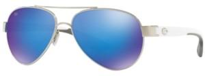 Costa del Mar Polarized Sunglasses, Cdm Loreto 57