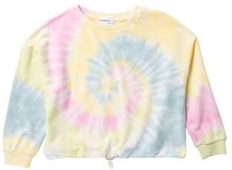 Elodie K Tye-Dye Sweatshirt (Big Girls)