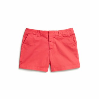 Tommy Hilfiger Adaptive Women's Stretch Shorts with Velcro Brand Closure and Magnetic Fly