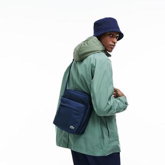 Lacoste Neocroc Vertical Zip Bag