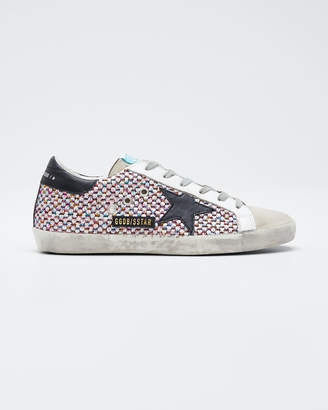 Golden Goose Superstar Multi Lace-Up Sneakers