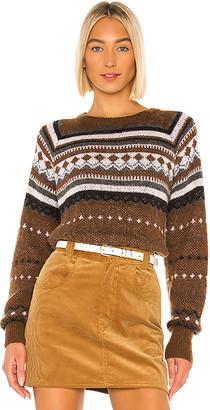 RE/DONE 50s Raglan Crew Sweater