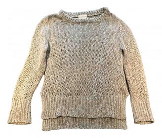 Forte Forte Beige Linen Knitwear
