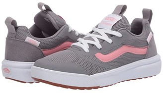 Vans Kids UltraRange Rapidweld (Little Kid) ((Pop) Frost Gray/Pink Icing) Girls Shoes