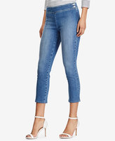 Lauren Ralph Lauren Stretch Denim Skinny Pants