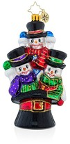 Christopher Radko North Pole Trio Ornament