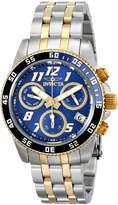 Invicta Women's 15507 Pro Diver Analog Display Swiss Quartz Two Tone Watch