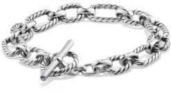 David Yurman Cushion Chain Link Bracelet