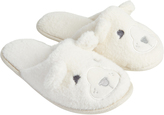 Accessorize Bella Bear Mule Slippers