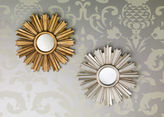Ethan Allen Mini Gold Starburst Mirror
