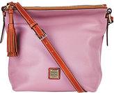 Dooney & Bourke Pebble Leather Small Dixon Crossbody Bag