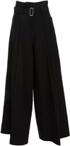Sea Belted High Waist Slouchy Pant
