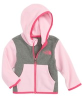 The North Face Infant Girl's 'Glacier' Zip Hoodie