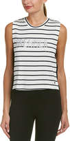 Juicy Couture Stripe Muscle T-Shirt