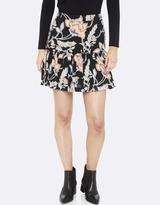 Oxford Fantasia Printed Skirt