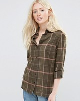 Vila Winther Check Shirt