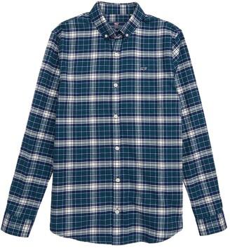 Vineyard Vines Tower Ridge Flannel Shirt (Toddler Boys, Little Boys & Big Boys)