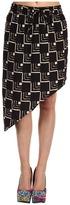 O'Neill Slanted Skirt (Black) - Apparel