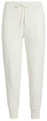 Polo Ralph Lauren Bead-Trim Fleece Sweatpants