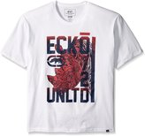 Ecko Unltd. Ecko Unlimited Men's Big-Tall Short Sleeve T-Shirt, White