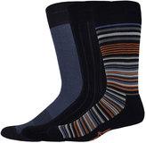 Dockers Men's 3-pack Patterned Dress Socks