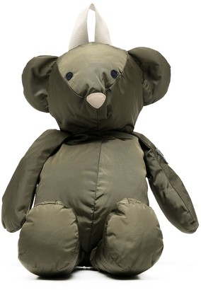 Il Gufo Teddy Bear Backpack
