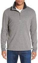 Jack Spade Quarter Zip Pique Pullover