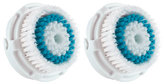 clarisonic Set Of 2 Deep Pore Cleansing Replacement Brush Heads