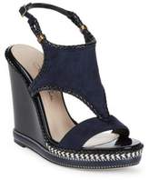 Oscar de la Renta Matida Wedge Sandals