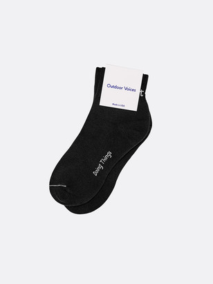 Outdoor Voices Rec Ankle Socks