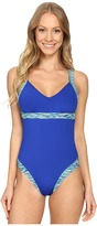 TYR Sonoma V-Neck Open Back One Piece