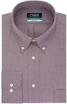 Chaps Men's Classic-Fit Broadcloth Button-Down Collar Dress Shirt