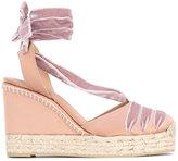 Castaner Cersei sandals - women - Leather/Silk Satin/rubber - 39