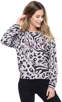 Juicy Couture Imperial Leopard Pullover
