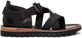 Sacai Black Hender Scheme Edition Strap Sandals