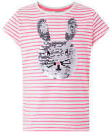 Accessorize Reversible Sequin Bunny T Shirt