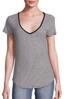 Paige Lynnea Ribbed T-Shirt