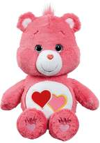 Care Bears Medium Plush with DVD - Love-A-Lot Bear