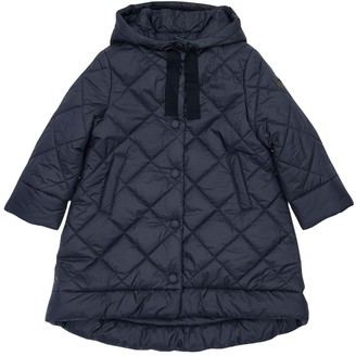 Il Gufo Quilted Nylon Coat