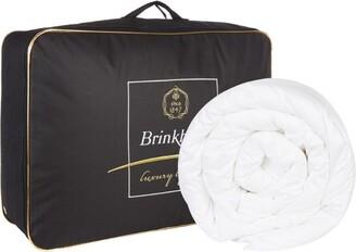 Brinkhaus Super King 90% Hungarian Goose Down Warm Duvet (10 Tog)