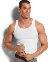 Hanes Platinum Men's Underwear, Tank 5 Pack