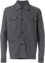 Z Zegna knitted jacket