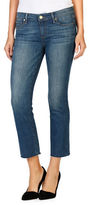 Paige Riley Slim-Fit Cropped Jeans