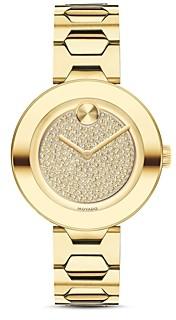 Movado Bold T-Bar Watch, 32mm