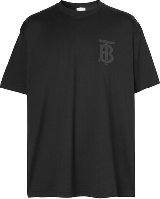 Burberry monogram-print T-shirt