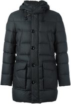 Fay padded coat - men - Feather Down/Polyamide/Polyester - M