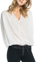 Scotch & Soda Semi Sheer Cotton Blouse