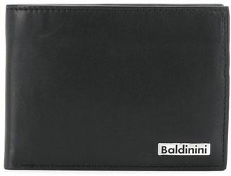 Baldinini Logo Plaque Square Wallet