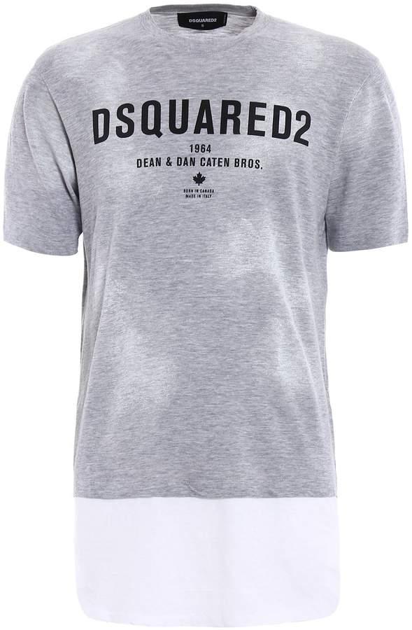 DSQUARED2 Extended Bottom Long T-shirt